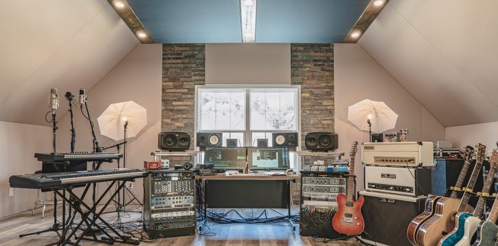 How to make a home recording studio?